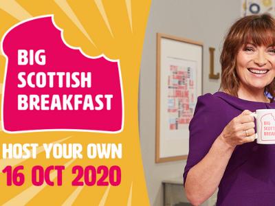 Big Scottish Breakfast - host your own