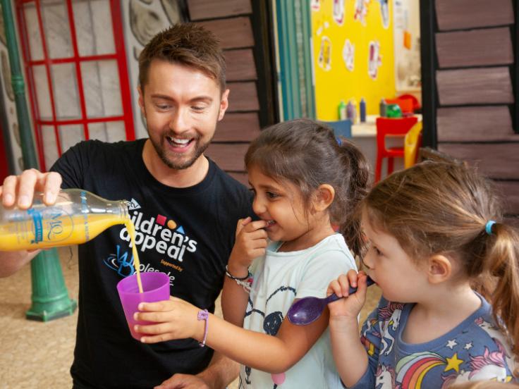 Sean Batty visits a nursery